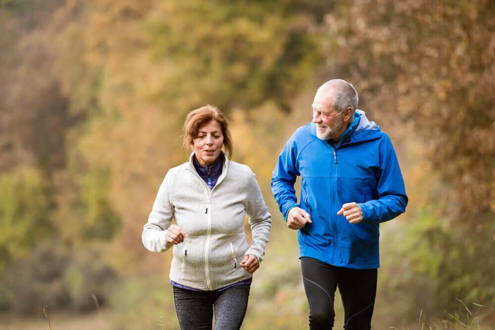 Actividad Física y Envejecimiento