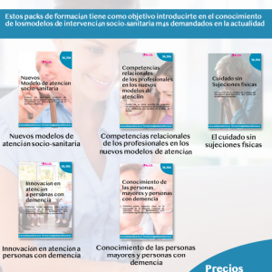 Pack 3 Cursos Flexible