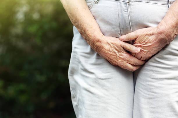 Incontinencia urinaria en personas mayores
